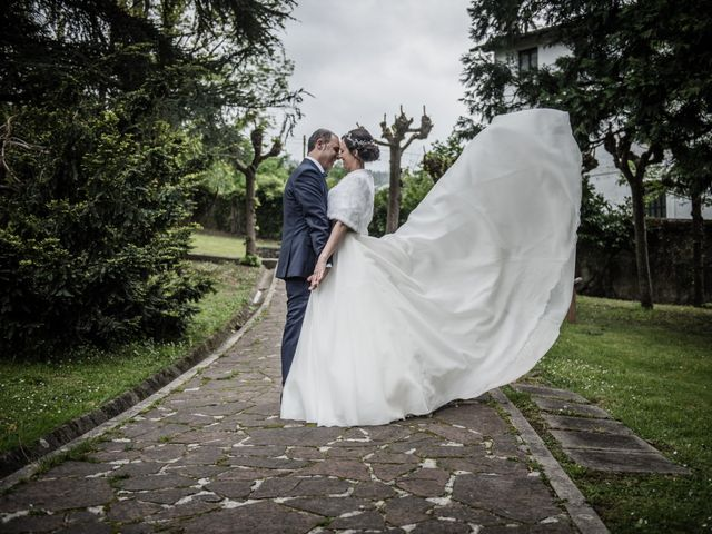 La boda de Oscar y Judith en Idiazabal, Guipúzcoa 22