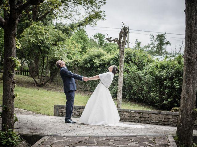 La boda de Oscar y Judith en Idiazabal, Guipúzcoa 24