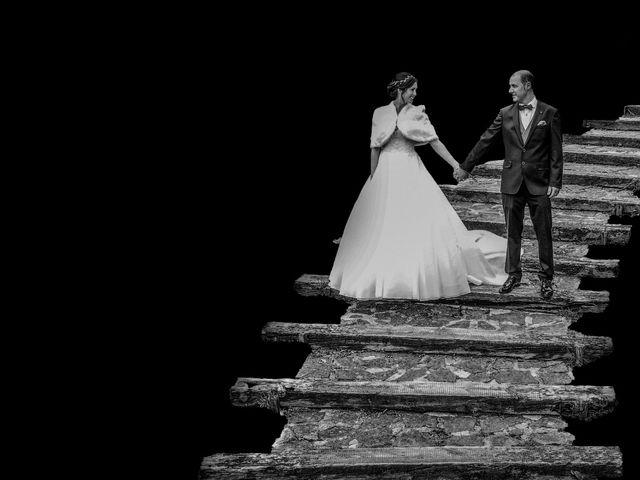 La boda de Oscar y Judith en Idiazabal, Guipúzcoa 1
