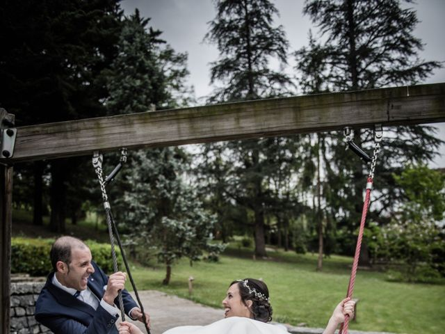 La boda de Oscar y Judith en Idiazabal, Guipúzcoa 29