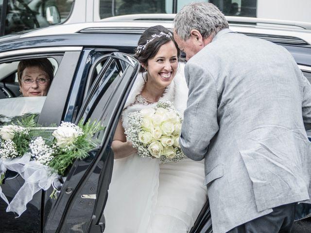 La boda de Oscar y Judith en Idiazabal, Guipúzcoa 32