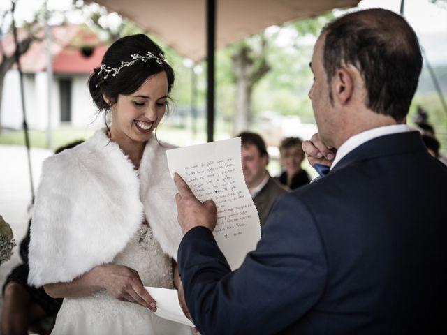 La boda de Oscar y Judith en Idiazabal, Guipúzcoa 33