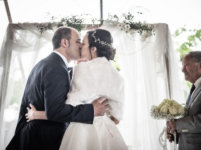 La boda de Oscar y Judith en Idiazabal, Guipúzcoa 35