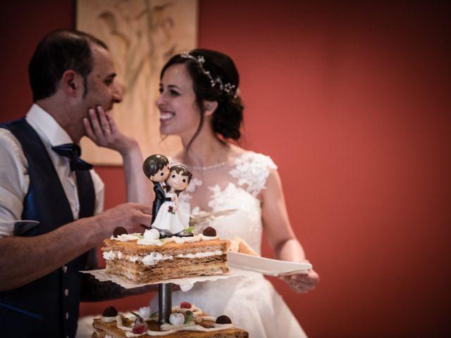 La boda de Oscar y Judith en Idiazabal, Guipúzcoa 49
