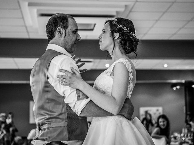 La boda de Oscar y Judith en Idiazabal, Guipúzcoa 51