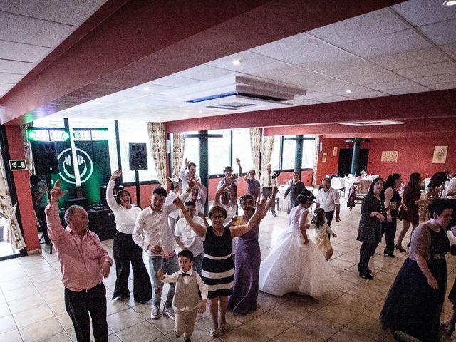 La boda de Oscar y Judith en Idiazabal, Guipúzcoa 54