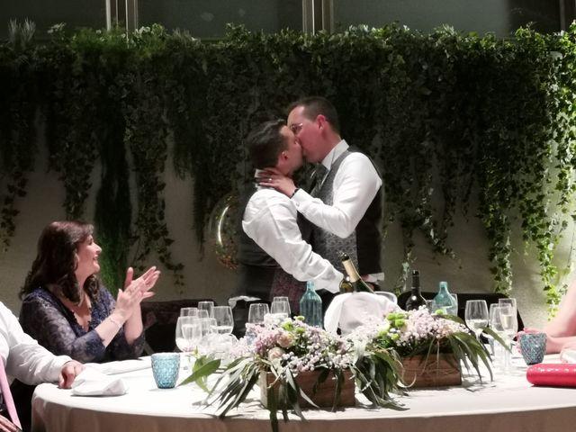 La boda de Isaac y Daniel en Odena, Barcelona 8
