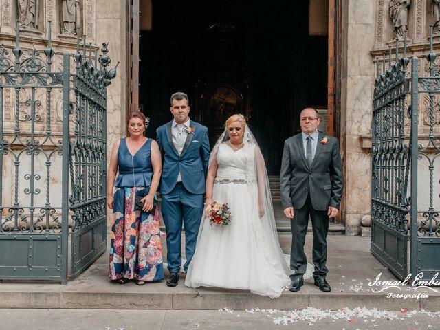 La boda de Alex y Alejandra  en Zaragoza, Zaragoza 1