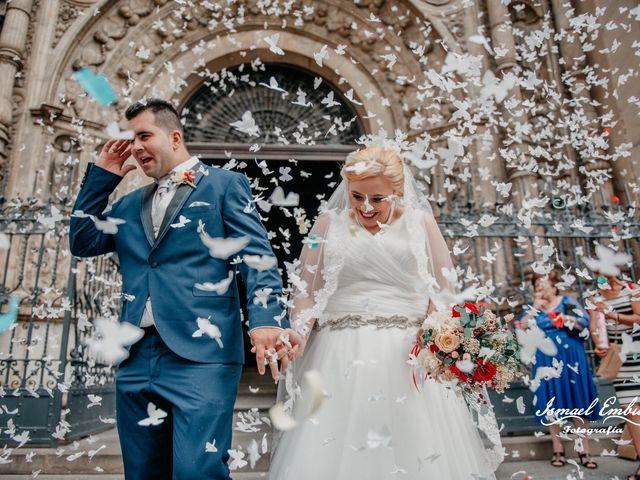 La boda de Alex y Alejandra  en Zaragoza, Zaragoza 2