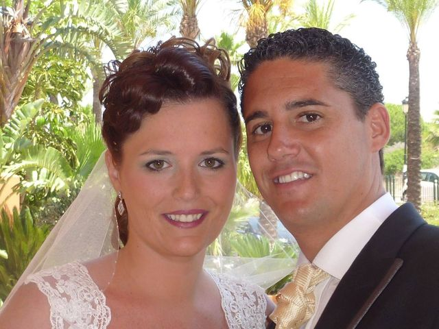 La boda de Mariló y Álvaro en Chiclana De La Frontera, Cádiz 1