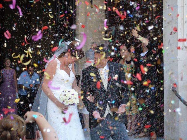 La boda de Mariló y Álvaro en Chiclana De La Frontera, Cádiz 2