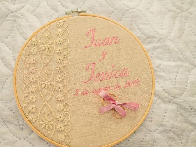 La boda de Juan y Jessica en Quintana De La Serena, Badajoz 11