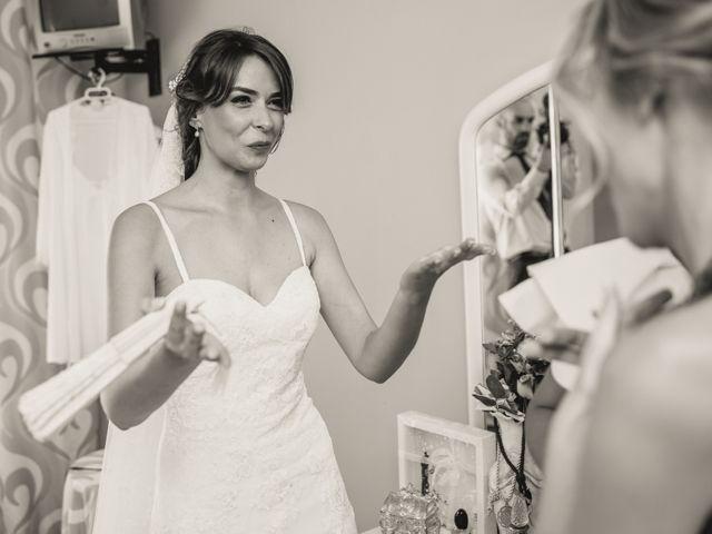 La boda de Juan y Jessica en Quintana De La Serena, Badajoz 21