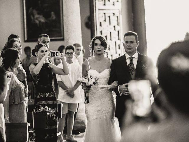 La boda de Juan y Jessica en Quintana De La Serena, Badajoz 22