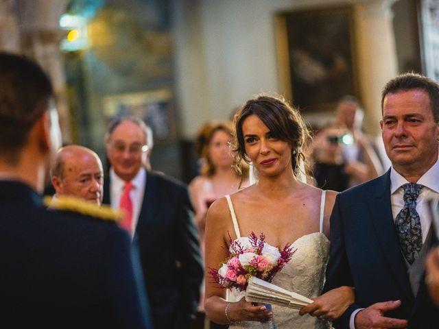La boda de Juan y Jessica en Quintana De La Serena, Badajoz 23