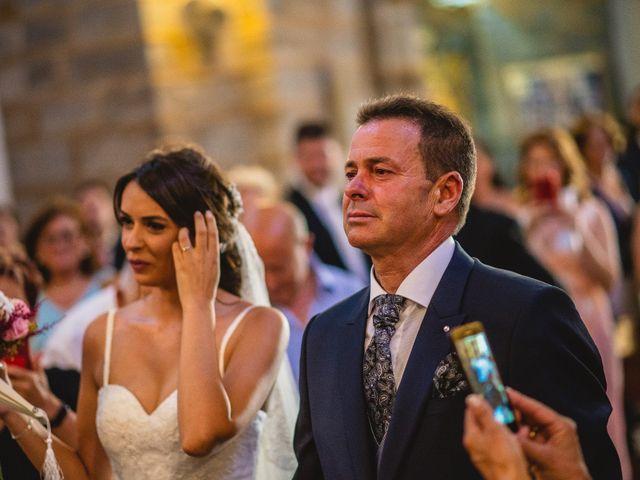 La boda de Juan y Jessica en Quintana De La Serena, Badajoz 25