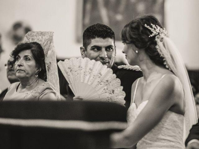 La boda de Juan y Jessica en Quintana De La Serena, Badajoz 26