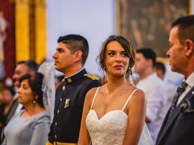 La boda de Juan y Jessica en Quintana De La Serena, Badajoz 27