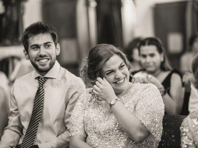 La boda de Juan y Jessica en Quintana De La Serena, Badajoz 35