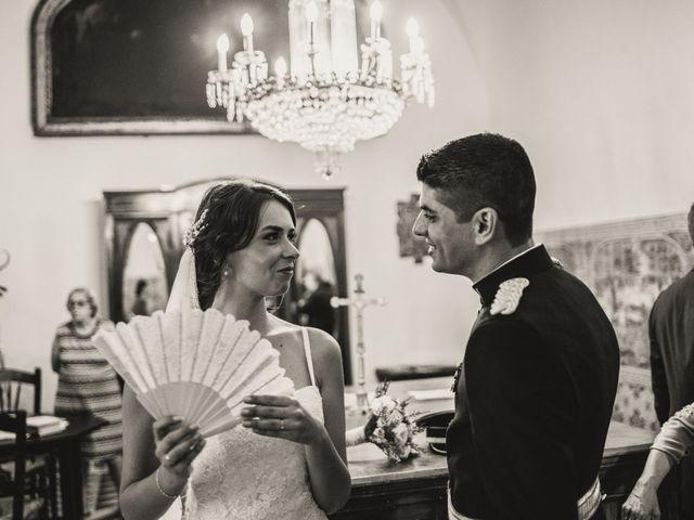 La boda de Juan y Jessica en Quintana De La Serena, Badajoz 38