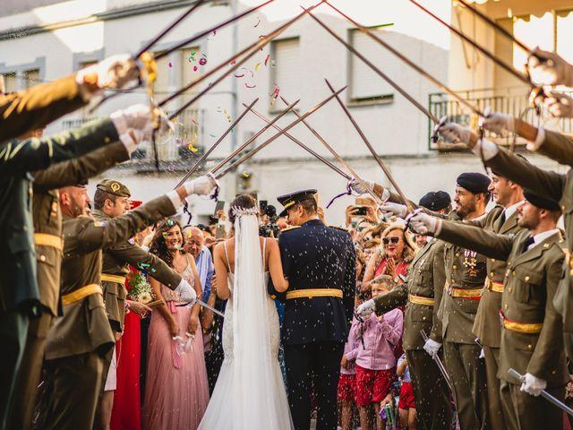 La boda de Juan y Jessica en Quintana De La Serena, Badajoz 2
