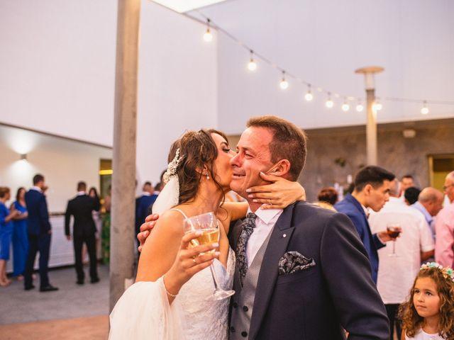 La boda de Juan y Jessica en Quintana De La Serena, Badajoz 44