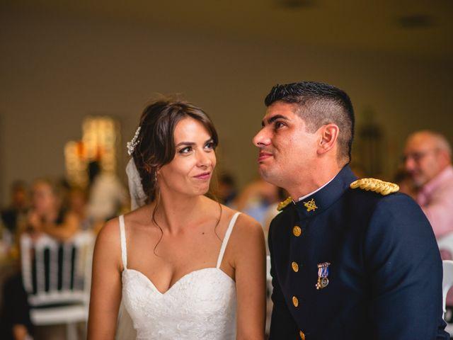 La boda de Juan y Jessica en Quintana De La Serena, Badajoz 53