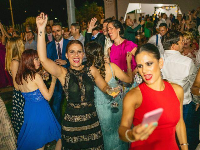 La boda de Juan y Jessica en Quintana De La Serena, Badajoz 55