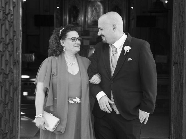 La boda de Neftalí y Cristina en Madrid, Madrid 1
