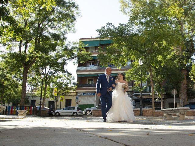 La boda de Neftalí y Cristina en Madrid, Madrid 2
