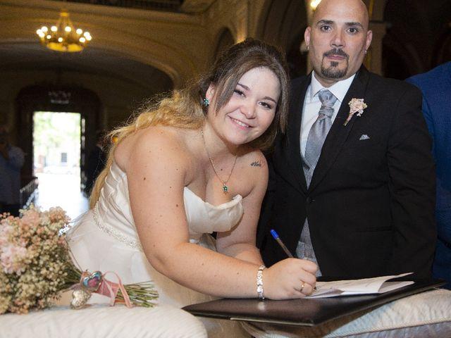 La boda de Neftalí y Cristina en Madrid, Madrid 5