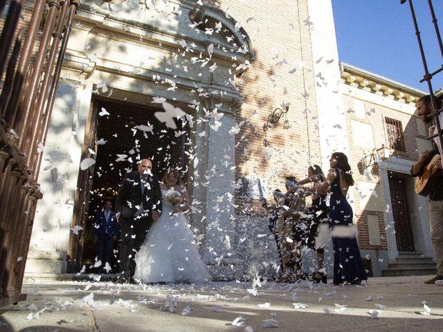 La boda de Neftalí y Cristina en Madrid, Madrid 8