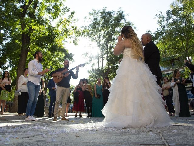 La boda de Neftalí y Cristina en Madrid, Madrid 10