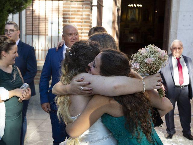 La boda de Neftalí y Cristina en Madrid, Madrid 11