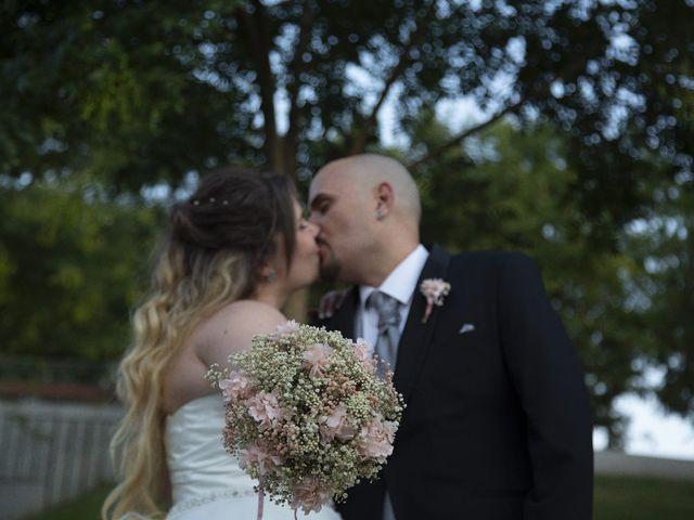 La boda de Neftalí y Cristina en Madrid, Madrid 20