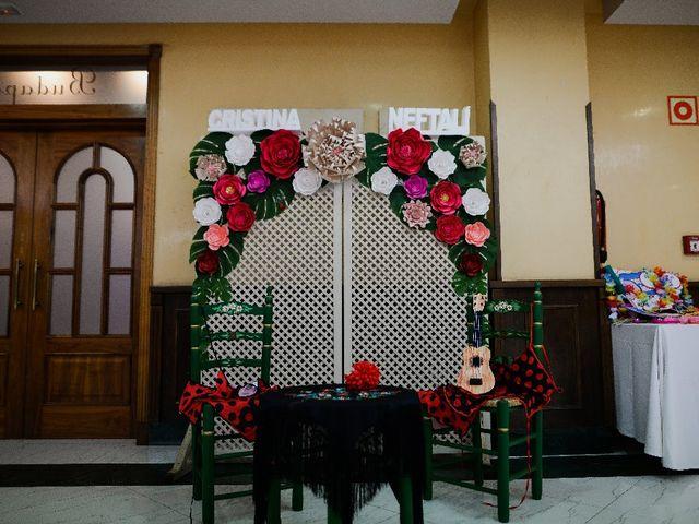 La boda de Neftalí y Cristina en Madrid, Madrid 29
