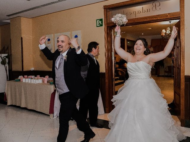 La boda de Neftalí y Cristina en Madrid, Madrid 31