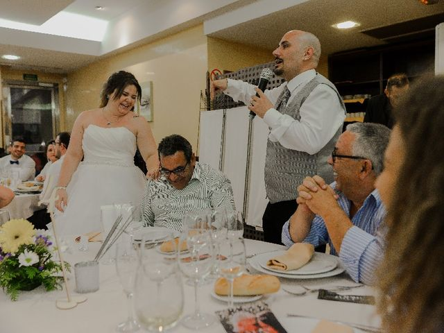 La boda de Neftalí y Cristina en Madrid, Madrid 34