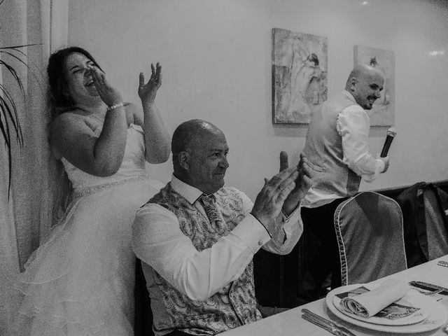 La boda de Neftalí y Cristina en Madrid, Madrid 35