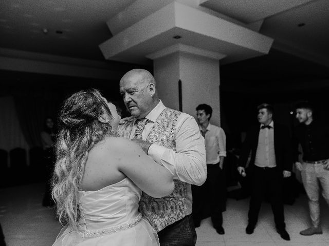 La boda de Neftalí y Cristina en Madrid, Madrid 52