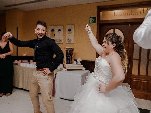 La boda de Neftalí y Cristina en Madrid, Madrid 54