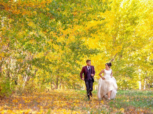 La boda de Nuria y Eduardo