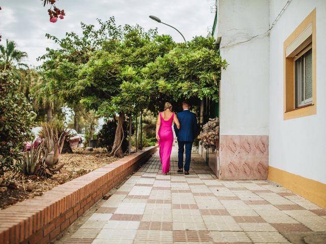 La boda de Eu. y Soraya en San Roque, Cádiz 14