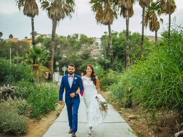 La boda de Eu. y Soraya en San Roque, Cádiz 34