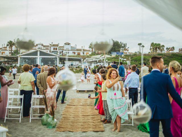 La boda de Eu. y Soraya en San Roque, Cádiz 35