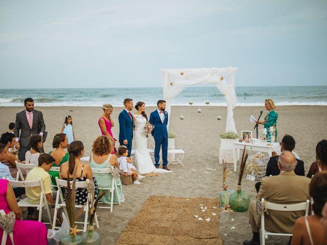 La boda de Eu. y Soraya en San Roque, Cádiz 37