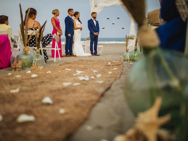 La boda de Eu. y Soraya en San Roque, Cádiz 41