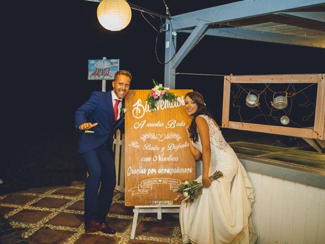 La boda de Eu. y Soraya en San Roque, Cádiz 57