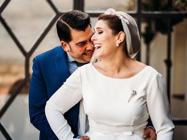 La boda de Enrique y María del Rocío en La Linea De La Concepcion, Cádiz 3
