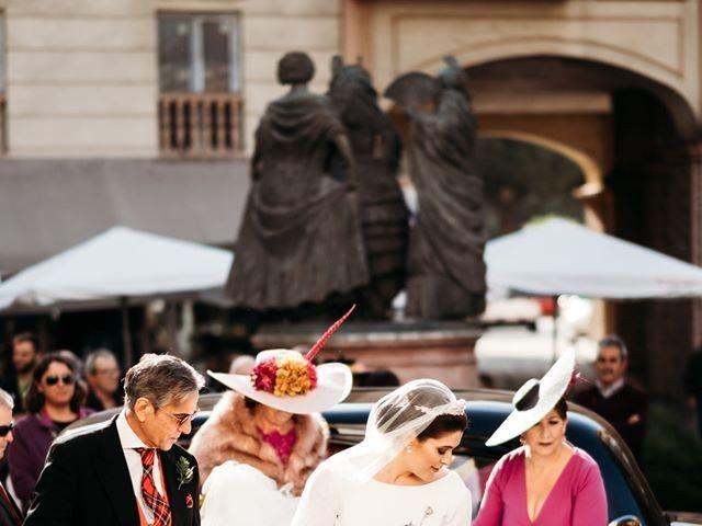 La boda de Enrique y María del Rocío en La Linea De La Concepcion, Cádiz 4
